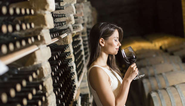 Especial ruta de bodegas: visita las bodegas Torres más cata de vino en Miquel Jané (desde 2 noches)