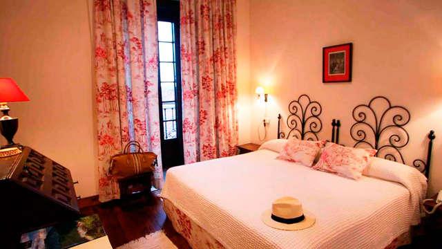 Romantisme dans une immense maison des Asturies
