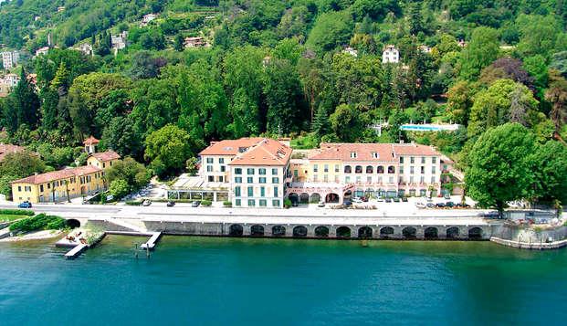 Séjour au lac Majeur dans une magnifique villa à Belgirate !