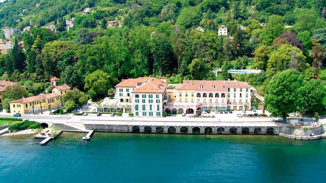 Soggiorno al Lago Maggiore in magnifica villa a Belgirate!