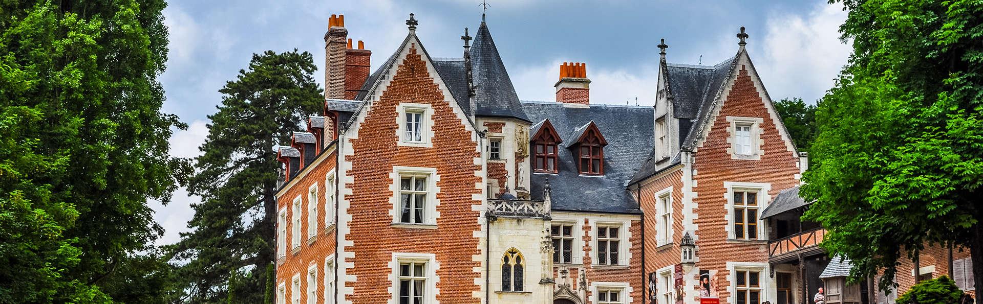 Week-end gourmand à la découverte du château du Clos Lucé à Amboise