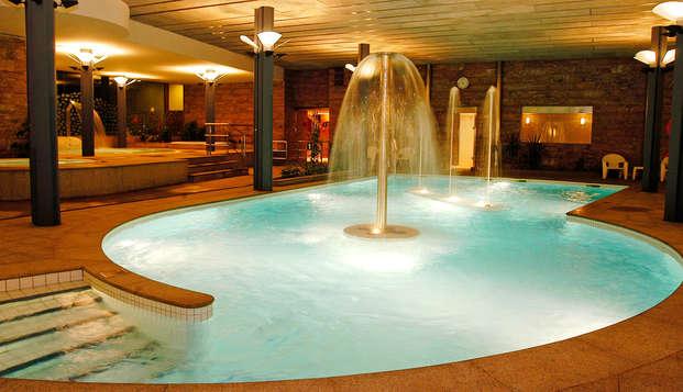 Week-end avec spa en Andorre