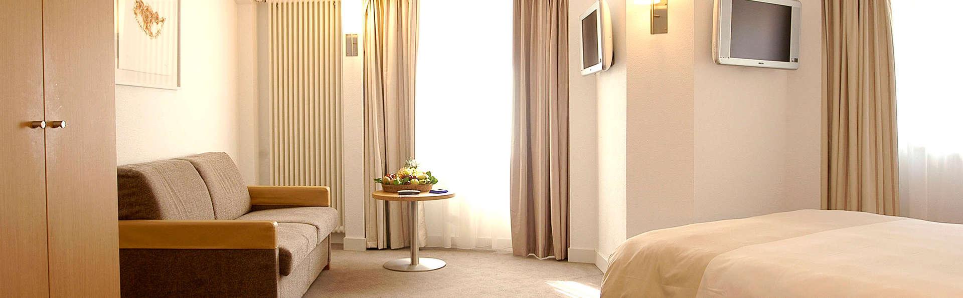 Descubre Andorra a tu aire y disfruta del spa del hotel