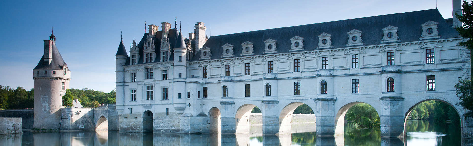 Découverte de Chenonceau et vie de château (à partir de 2 nuits)