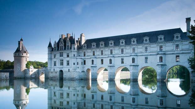 Séjour à Tours et visite du Château de Chenonceau