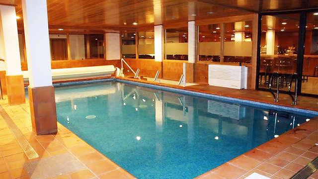 Descubre a tu aire el pirineo catalán en sólo alojamiento y acceso al spa
