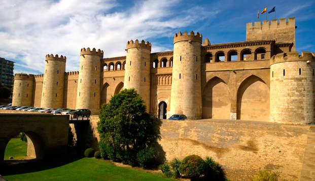 Week-end insolite : Découvrez Saragosse dans un château de charme