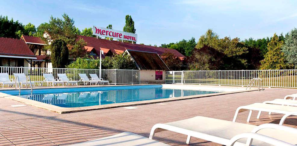 H U00f4tel Mercure Auxerre 4