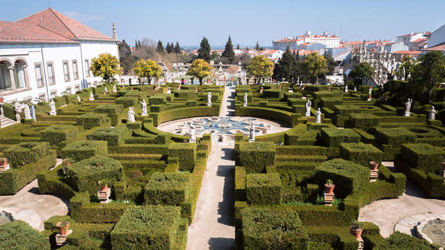 Romantisch weekend in de Portugese stad Castelo Branco