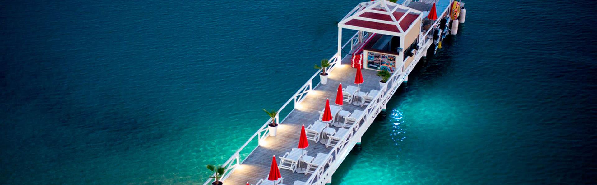 Escapade détente en bord de mer à Juan-Les-Pins