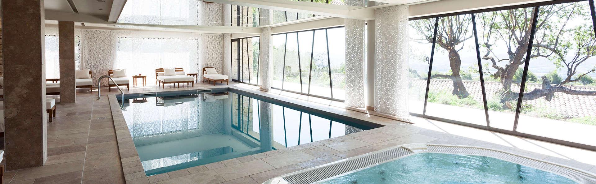 Week-end dans un hôtel de charme dans le Lubéron  avec accès SPA