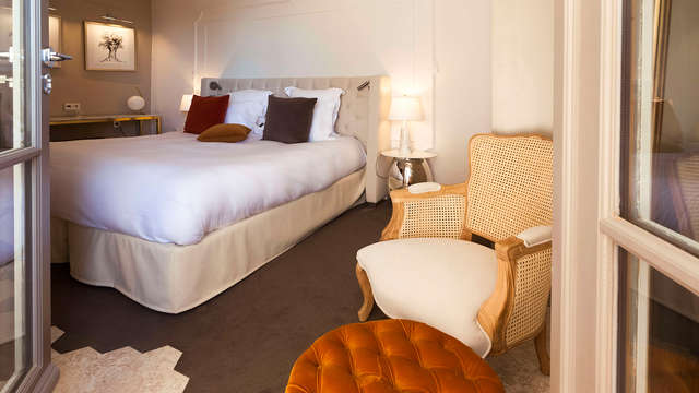 Le Mas des Herbes Blanches Hotel and Spa