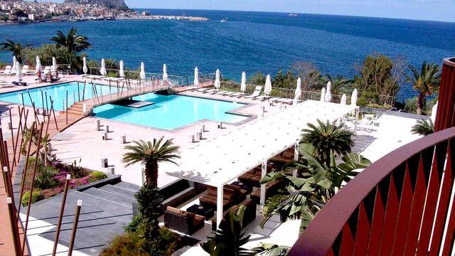 Vacanza sulla costa siciliana tra Palermo e Cefalù in elegante resort