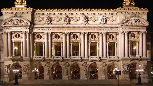 Descubre la Ópera Garnier durante una estancia a los pies del Sagrado Corazón