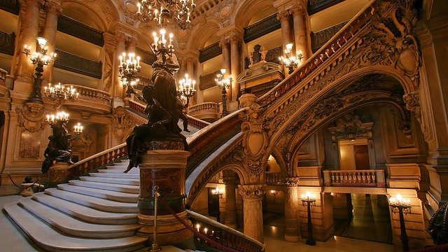 Escapada a París con visita guiada a la Opera Garnier