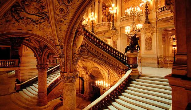 Visite du célèbre Opéra Garnier et séjour 4* près de Paris
