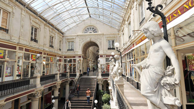 Séjour d'exception au cœur de Nantes