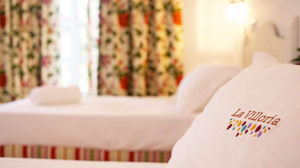Hotel Restaurante La Villoría - EDIT_room4.jpg
