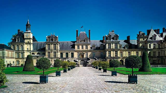 Parenthèse en campagne avec entrée au Château de Fontainebleau (à partir de 2 nuits)