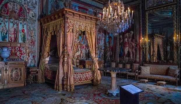 Week-end de charme avec entrée au Château de Fontainebleau