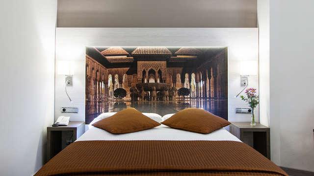 Escapada romántica en el corazón de Granada