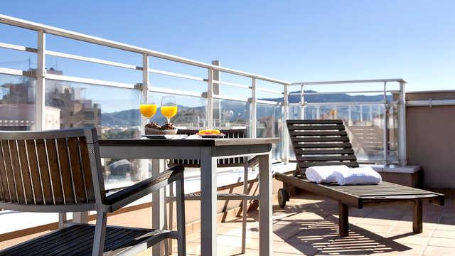 Escapada a Murcia en hotel urbano bien ubicado