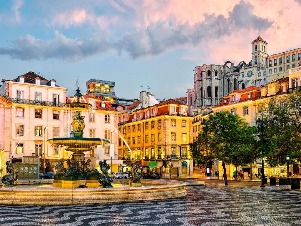 Séjour Lisbonne - Week-end au coeur de Lisbonne avec petit-déjuner inclus  - 4*