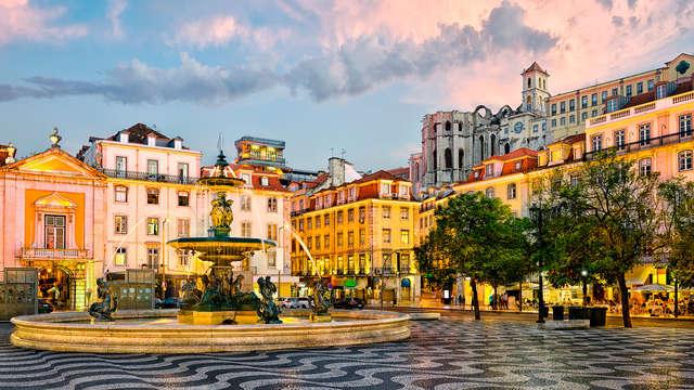 Escapada al corazón de Lisboa con desayuno incluido