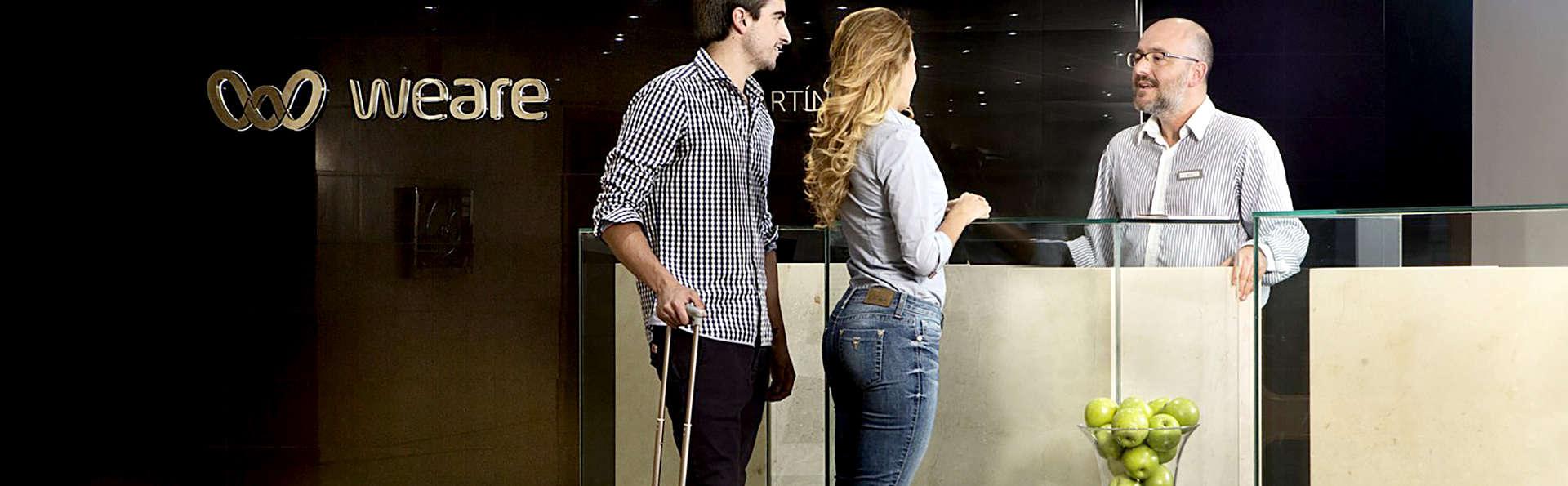 Hotel Weare Chamartín - Edit_Reception.jpg