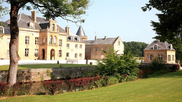 Ontspanning in een majestueuze 17e-eeuwse woning in het hart van de Ardennen