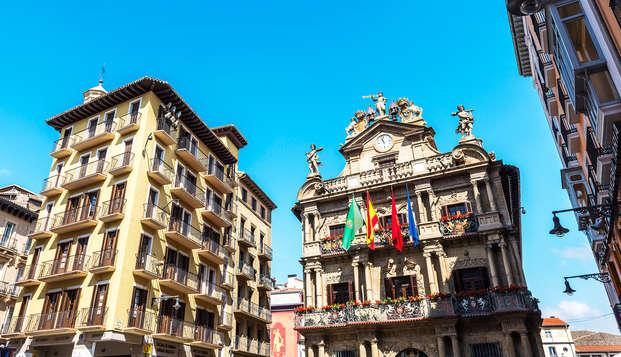 Tranquilidad a dos pasos de Pamplona