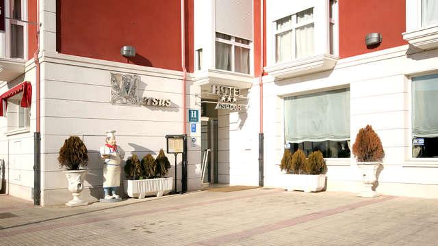 Hotel Asador H M Versus