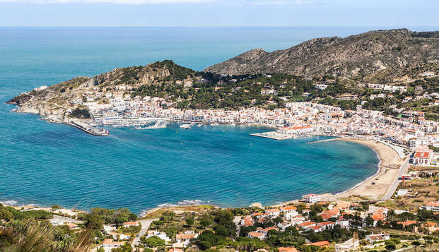 Découvrez la Costa Brava avec 2 visites et bain hydromassant en chambre (à partir de 2 nuits)