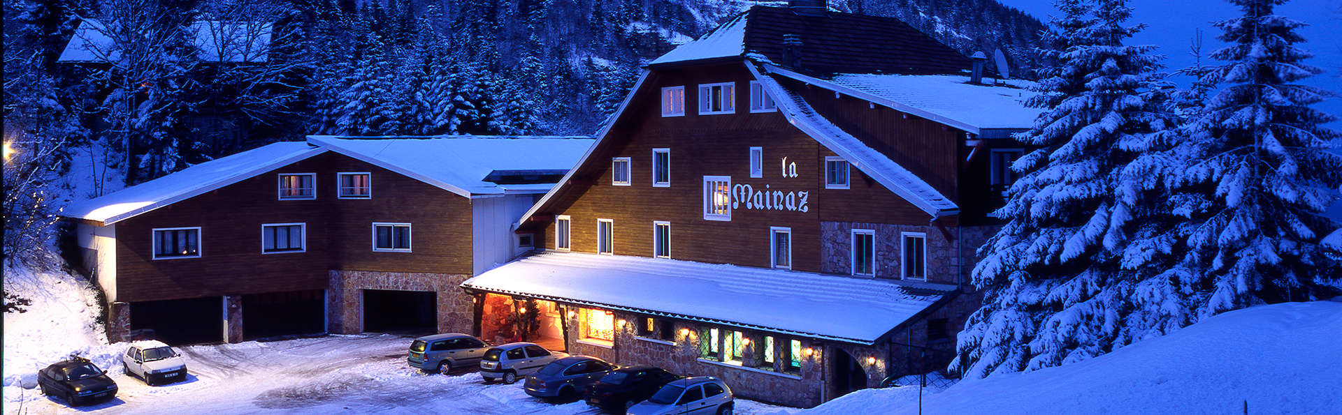 Relais Du Silence La Mainaz Hotel Restaurant et Resort - edit_front_winter1.jpg