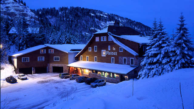 Hotel The Originals La Mainaz Restaurant Resort ex Relais du Silence