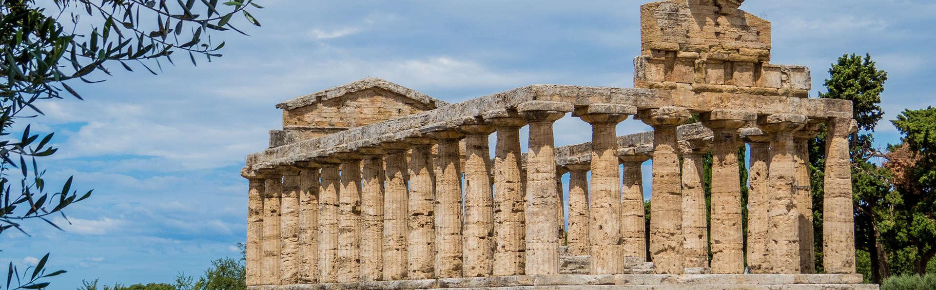 Spécial été : séjour au cœur de Paestum (à partir de 2 nuits)