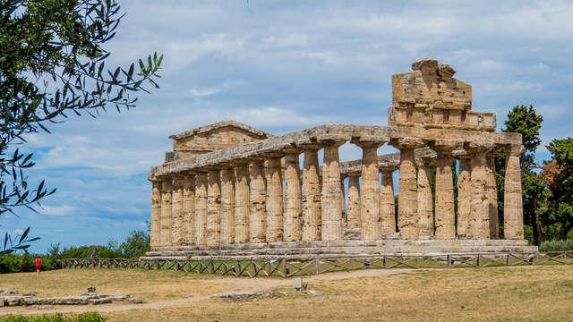 Weekend  alla scoperta di Paestum