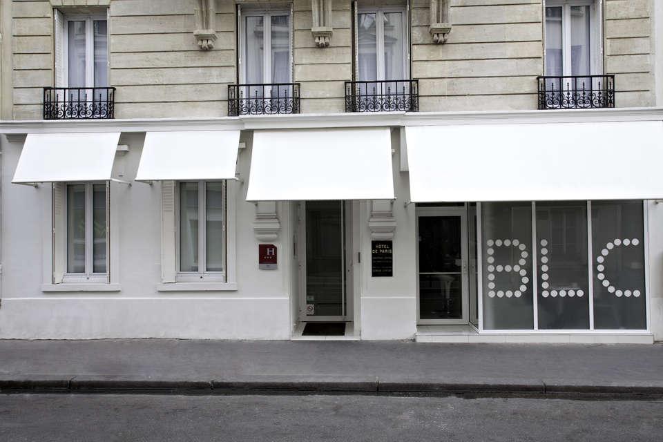 Week end en ville paris avec 1 d ner croisi re 3 plats for Blc design hotel booking