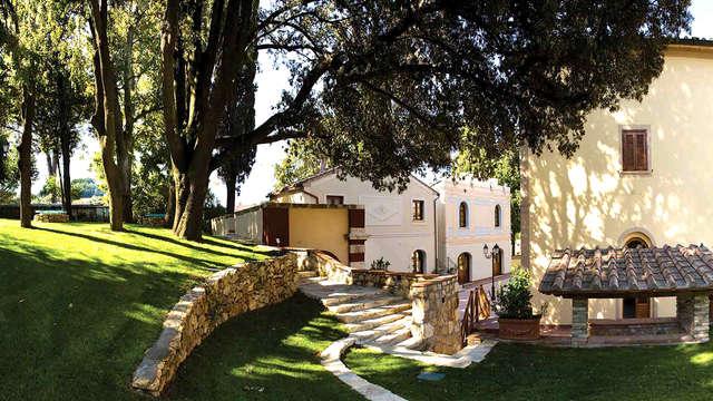 Soggiorno benessere a Casciana Terme in Toscana