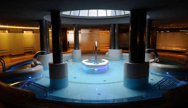 Escapada relax con acceso a spa en un exclusivo hotel de Ciudad Real
