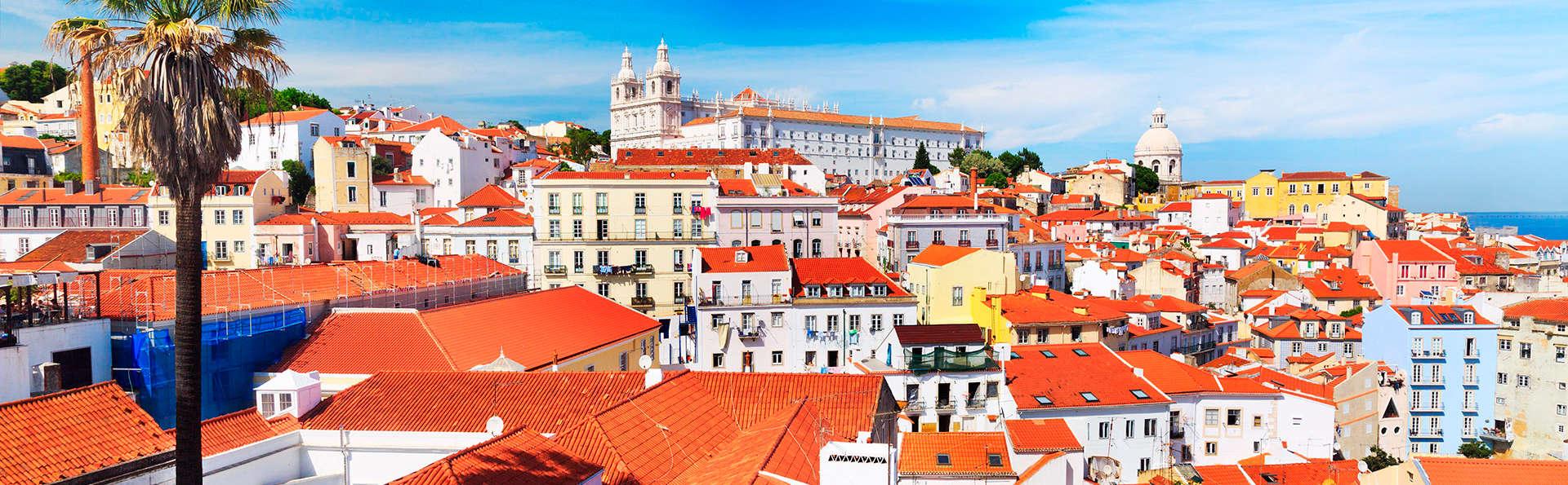 Escapada Romántica cerca de la animada Avenida da Liberdade de Lisboa