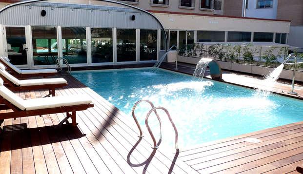 Oferta Weekendesk: Escapada con desayuno parking y acceso a piscina en Ciudad Real