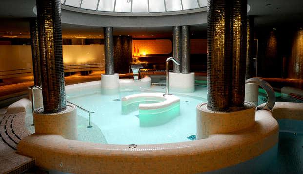 Escapada en un bonito hotel con acceso a Spa y parking en Ciudad Real