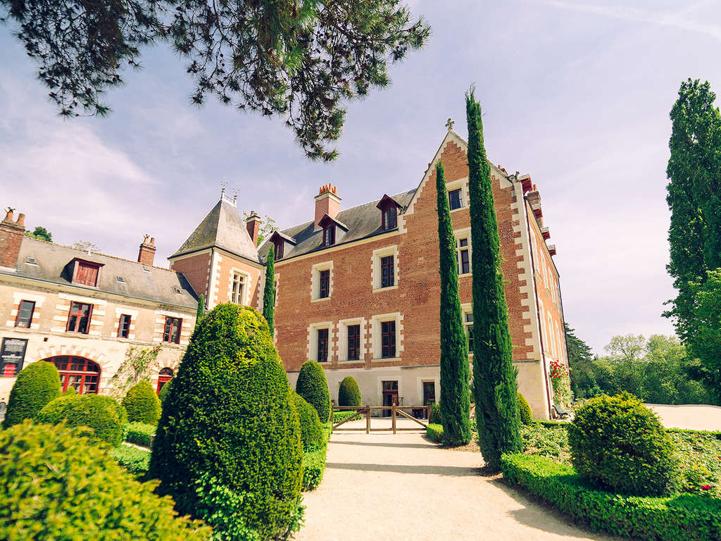 Séjour Centre - Sur les pas de Léonard de Vinci au Château du Clos Lucé  - 3*