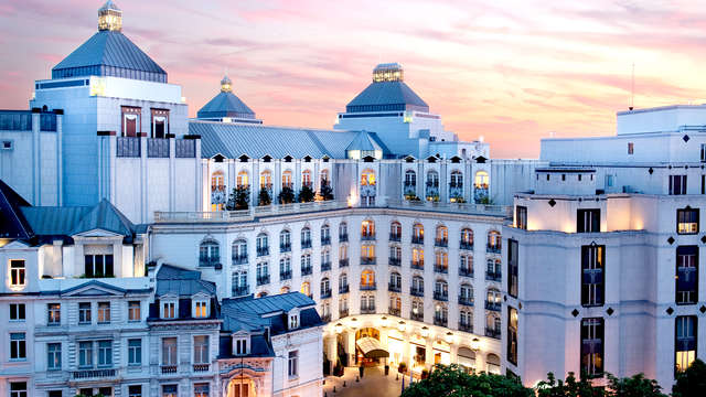 Séjour de luxe dans la capitale européenne (à partir de 2 nuits)