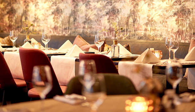 3 nachten luxe met dubbel culinair genot in Groningen