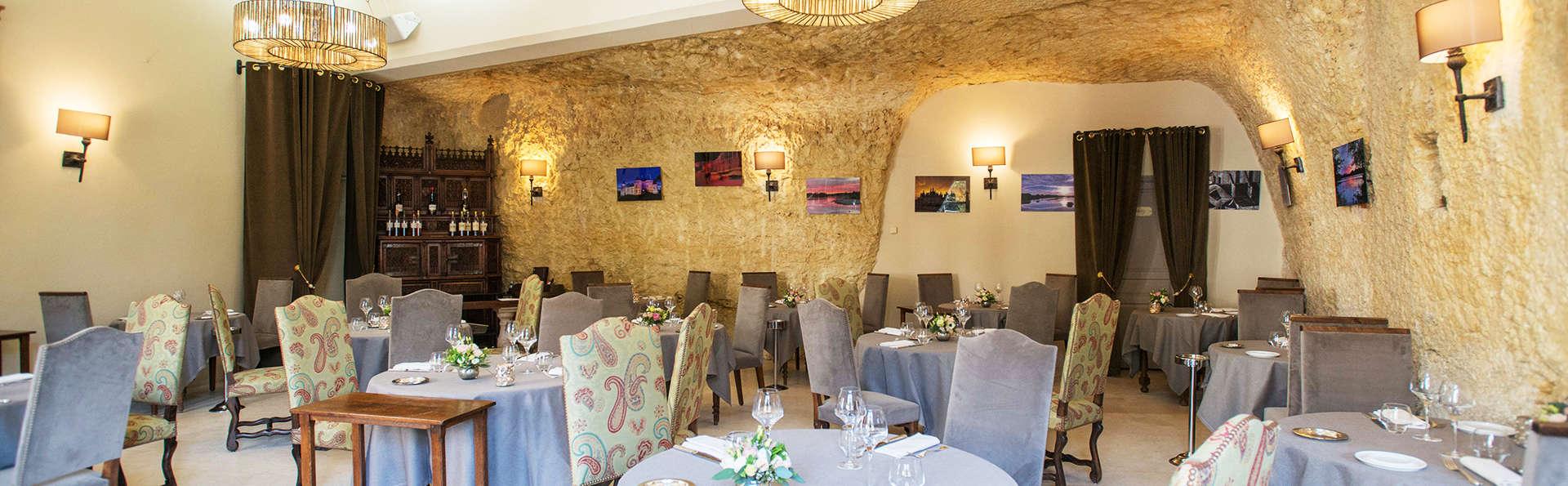Luxe et finesse culinaire dans un château près d'Amboise
