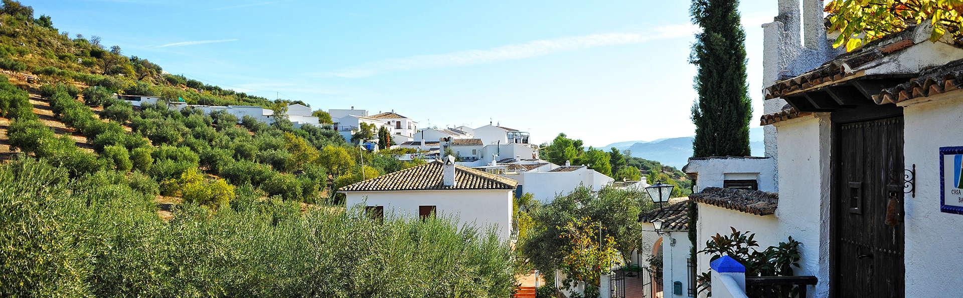 Escapada con Cena y toque romántico en Priego de Córdoba