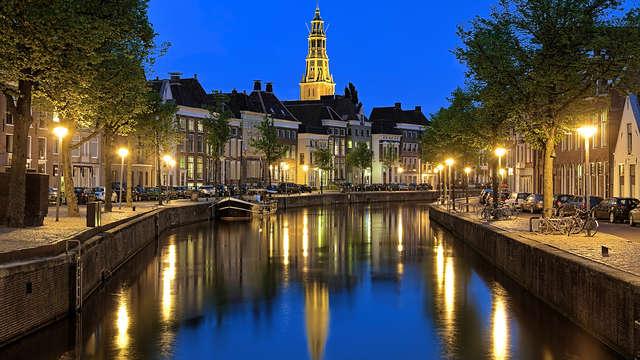 Viaja a la versátil ciudad de Groningen