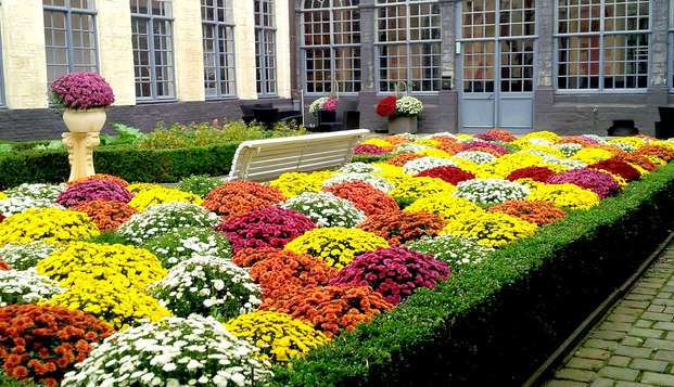 L Hermitage Gantois - Garden